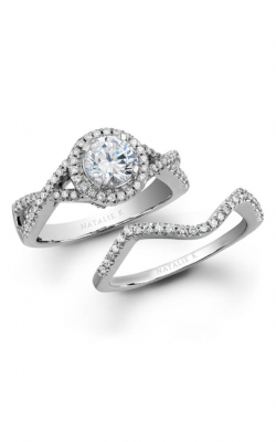 Natalie K L'Amour Collection Engagement ring NK19626WE-W product image