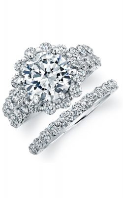 Natalie K L'Amour Collection Engagement ring NK23319WE-W product image