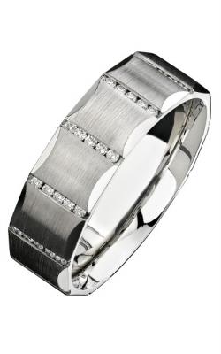 Natalie K Beau Wedding Band NK13851-W product image