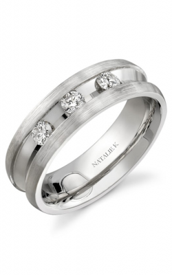 Natalie K Beau Wedding band NK13854-W product image