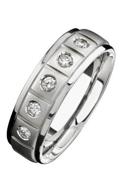 Natalie K Beau Wedding Band NK15386-W product image