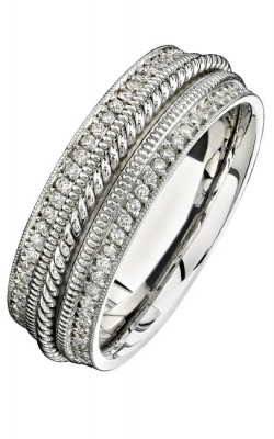 Natalie K Beau Wedding band NK15470-W product image