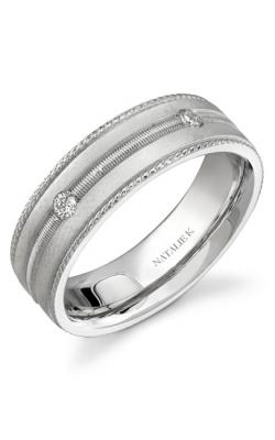Natalie K Beau Wedding Band NK15513-W product image