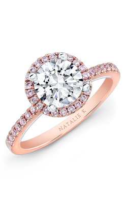 Natalie K Le Rose  Engagement ring NK28671-18RW product image