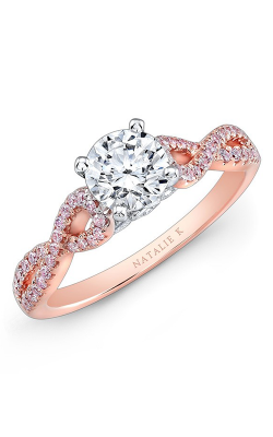 Natalie K Le Rose  Engagement ring NK28670PK-18RW product image