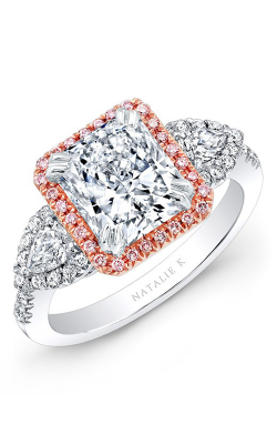 Natalie K Le Rose  Engagement ring NK17470-WR product image