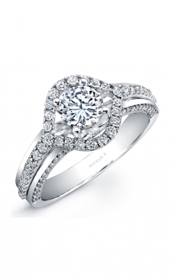Natalie K Belle Collection Engagement Ring NK18725-W product image