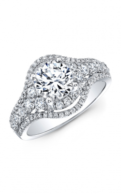 Natalie K Belle Collection Engagement Ring NK31905-18W product image