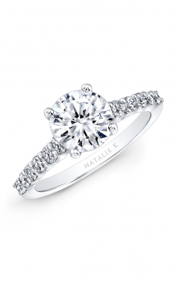Natalie K Classique Collection Engagement ring NK29368-18W product image