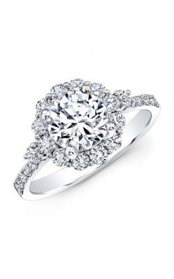 Natalie K Eternelle Collection Engagement Ring NK29624-18W product image