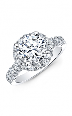 Natalie K Eternelle Collection Engagement ring NK33411ATD-W product image