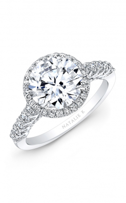 Natalie K Eternelle Collection Engagement ring NK28366-18W product image