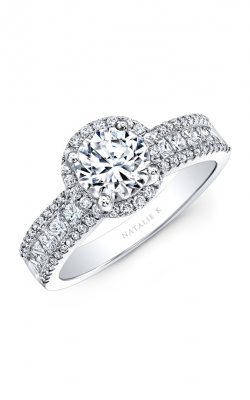 Natalie K Eternelle Collection Engagement Ring NK29364-18W product image