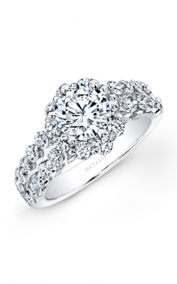 Natalie K Eternelle Collection Engagement Ring NK24384-18W product image