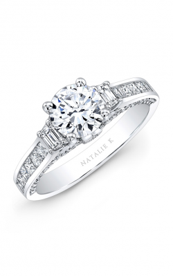 Natalie K Trois Diamants Collection Engagement ring NK28716-18W product image