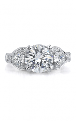 Natalie K Trois Diamants Engagement Ring NK8792-W