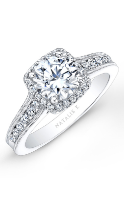 Natalie K Eternelle Collection Engagement ring NK2568318-W product image