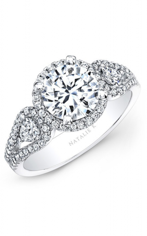 Natalie K Eternelle Collection Engagement ring NK25435-W product image