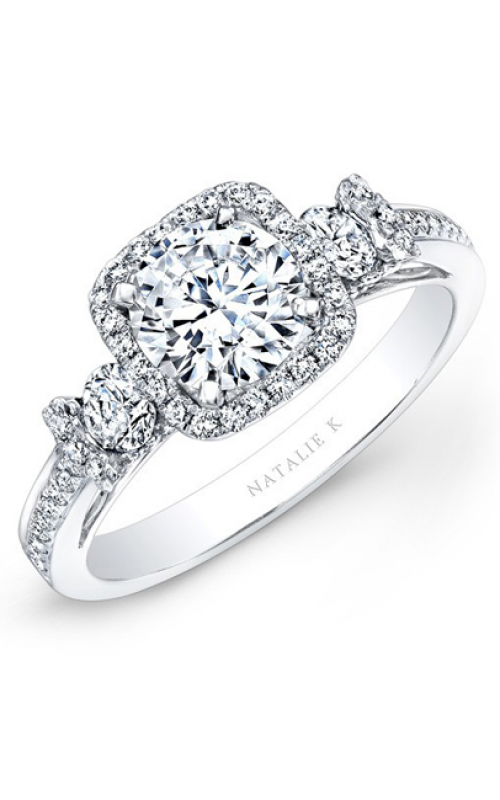 Natalie K Eternelle Collection Engagement ring NK25537ENG-W product image