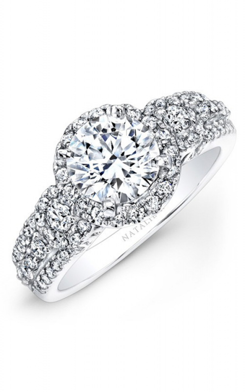 Natalie K Eternelle Collection Engagement ring NK25837-W product image