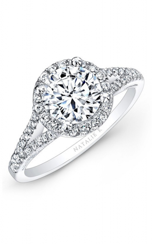 Natalie K Eternelle Collection Engagement ring NK26148-W product image
