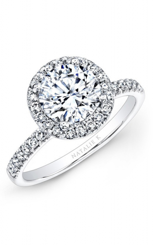 Natalie K Eternelle Collection Engagement ring NK26149-W product image