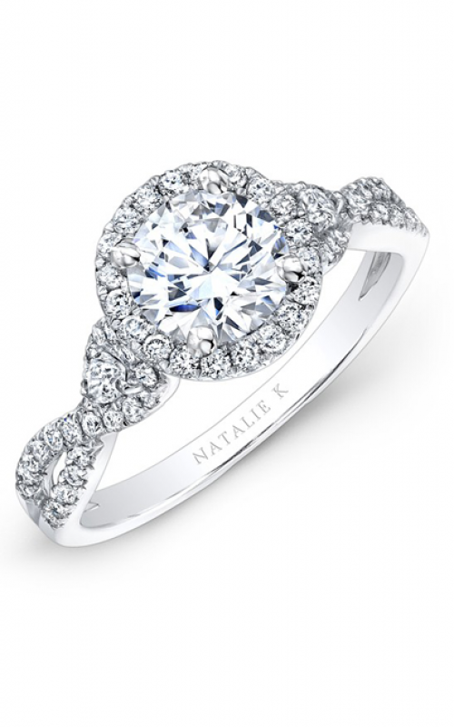 Natalie K Eternelle Collection Engagement ring NK26281-W product image