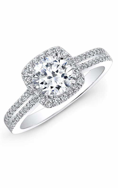 Natalie K Eternelle Collection Engagement ring NK27527-18W product image