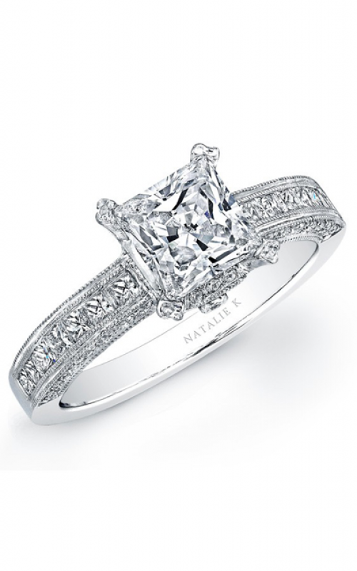Natalie K Renaissance Collection Engagement ring NK14994-W product image