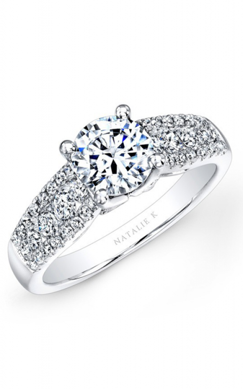 Natalie K Classique Collection Engagement ring NK23626-W product image