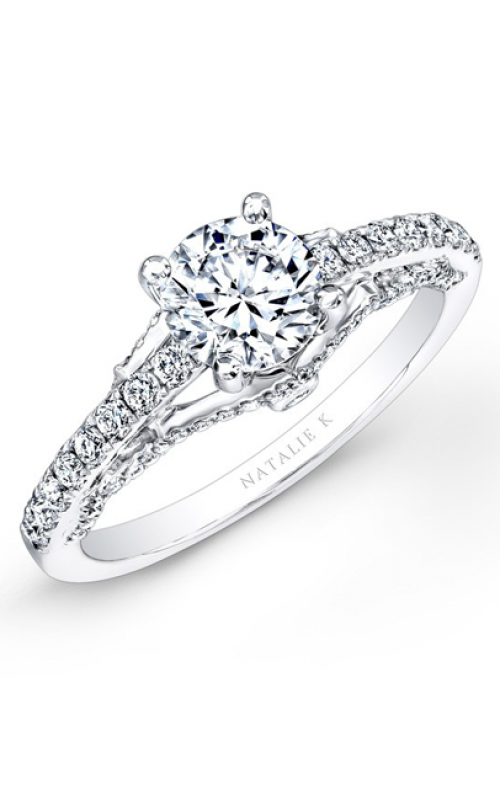 Natalie K Belle Collection Engagement ring NK25797-W product image