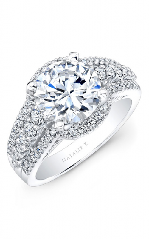 Natalie K Belle Collection Engagement ring NK25875 product image