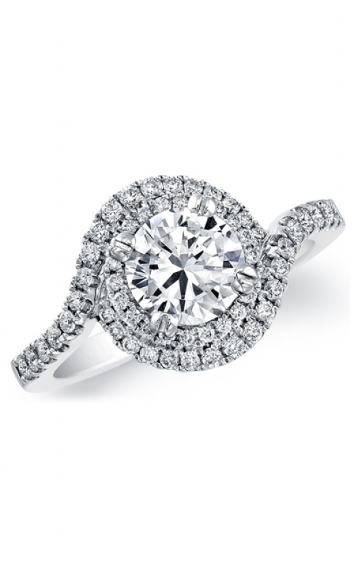 Natalie K Belle Collection Engagement ring NK18586-W product image