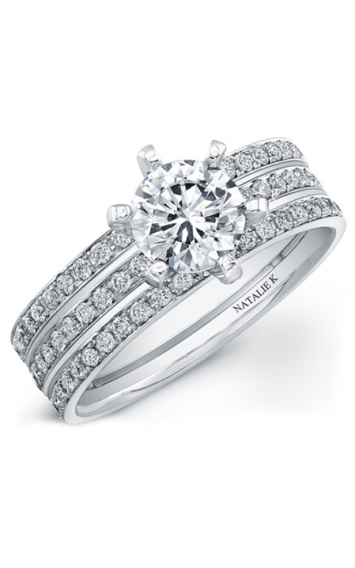 Natalie K Belle Collection Engagement ring NK18649-W product image