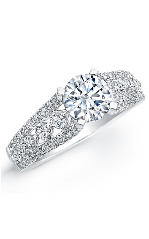 Natalie K Belle Collection Engagement ring NK23991-W product image