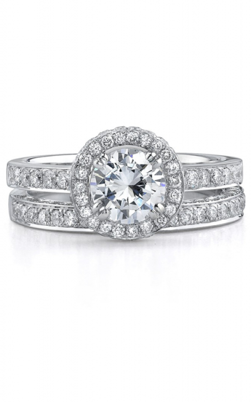 Natalie K L'Amour Collection Engagement ring NK17706WE-W product image