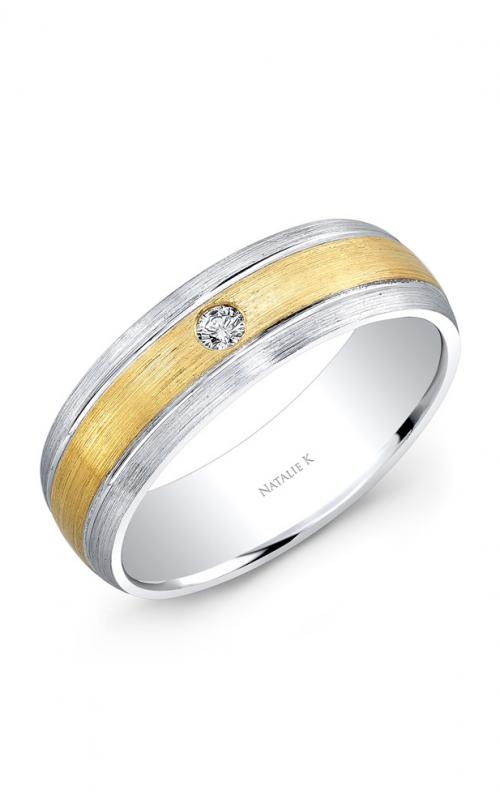 Natalie K Beau Wedding band NK13855WY product image