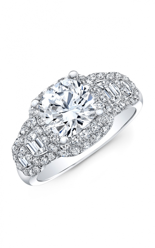Natalie K Belle Collection Engagement ring NK33413AZD-W product image