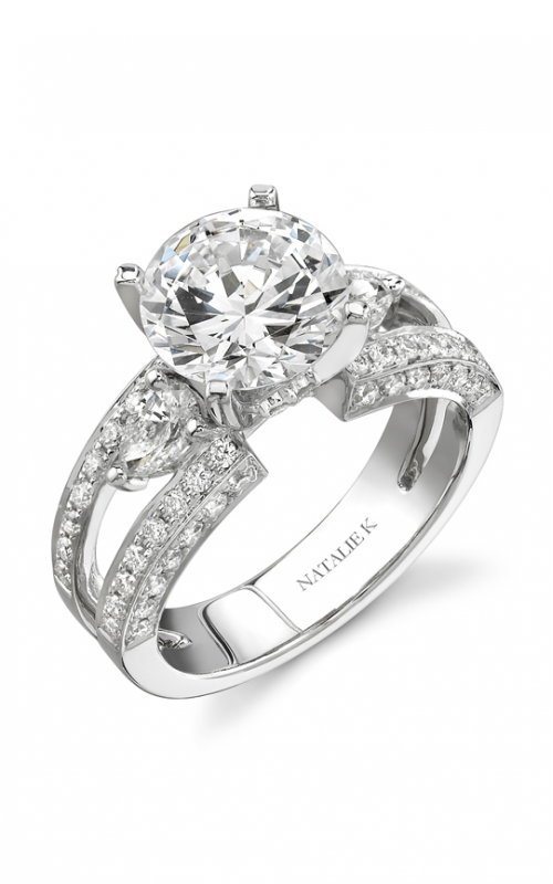 Natalie K Belle Collection Engagement ring NK16680-W product image