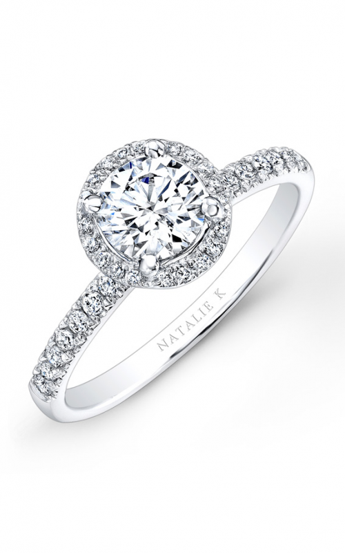 Natalie K Eternelle Collection Engagement ring NK26234-W product image