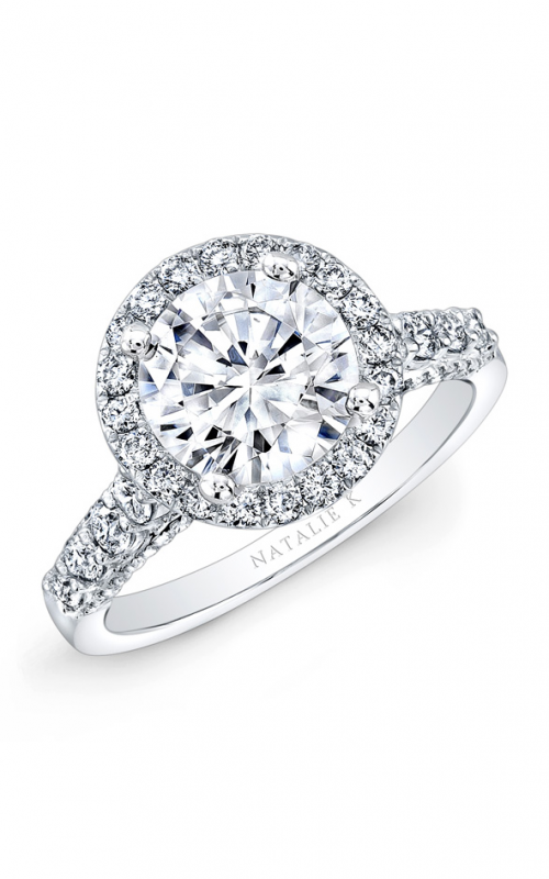 Natalie K Eternelle Collection Engagement ring NK29376-18W product image
