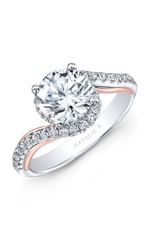 Natalie K Le Rose  Engagement ring NK33178-18WR product image