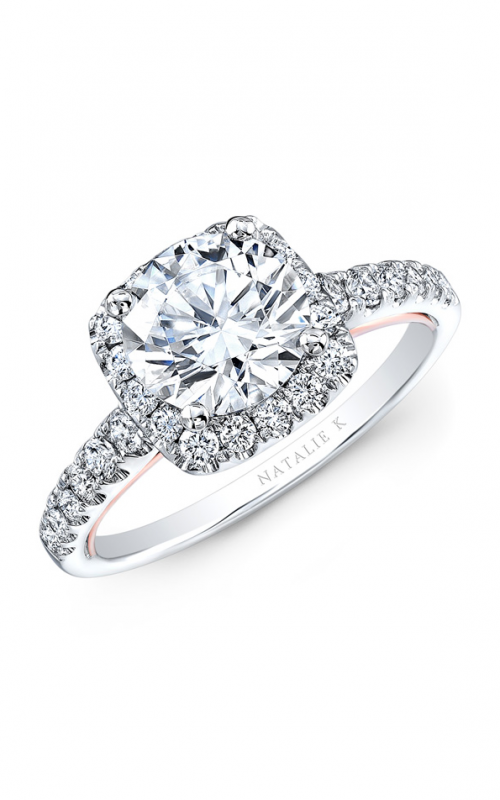 Natalie K Le Rose  Engagement ring NK33179-18WR product image