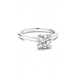 Noam Carver Solitaire Engagement ring B002-02WM product image