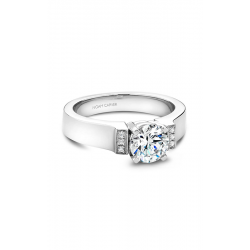 Noam Carver Modern Engagement Ring B042-01WM product image