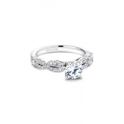 Noam Carver Vintage Engagement Ring B046-01WM product image