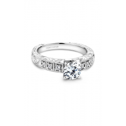 Noam Carver Vintage Engagement Ring B057-01WM product image