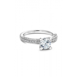 Noam Carver Modern Engagement ring B003-01WM product image