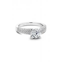 Noam Carver Modern Engagement ring B003-02WM product image