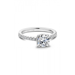 Noam Carver Solitaire Engagement Ring B009-01WM product image